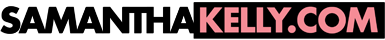 SamanthaKelly.com Logo