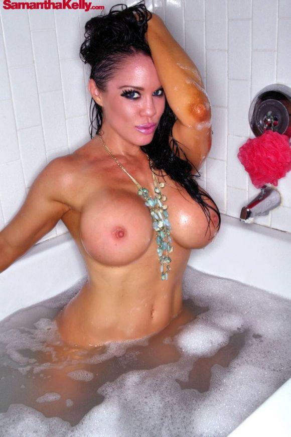 Samantha Kelly Big Wet Boobies