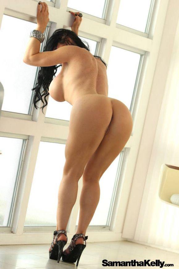 Samantha Kelly Extreme Glam Nude