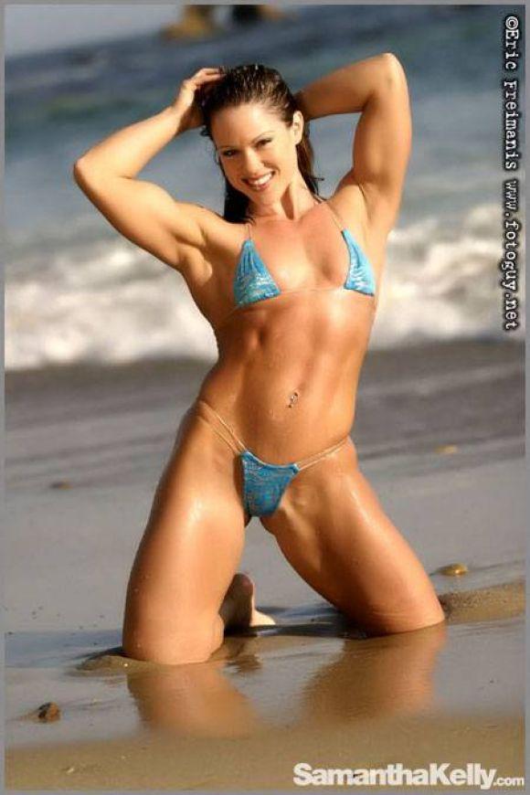 Samantha Kelly Beach Body