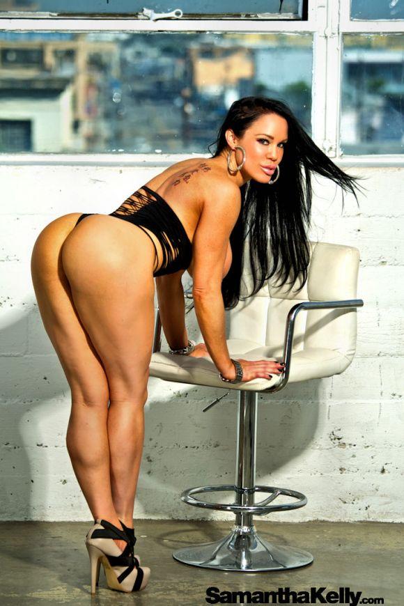 Samantha Kelly Glam Nude Studio