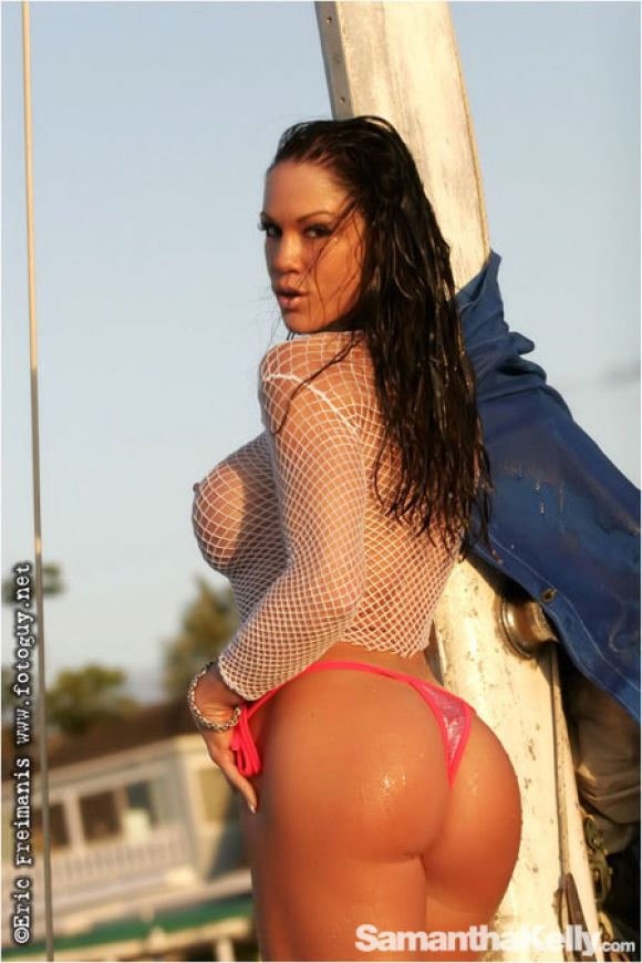 Samantha Kelly Newport beach Babe