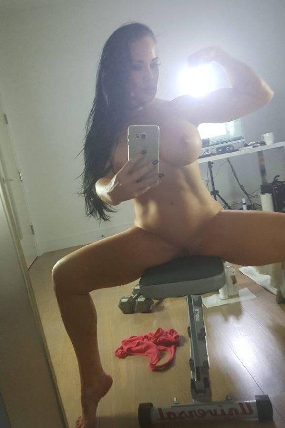 Samantha Kelly giant titties wearing pasties