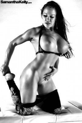 Samantha Kelly Geisha Girl Artistic Nude