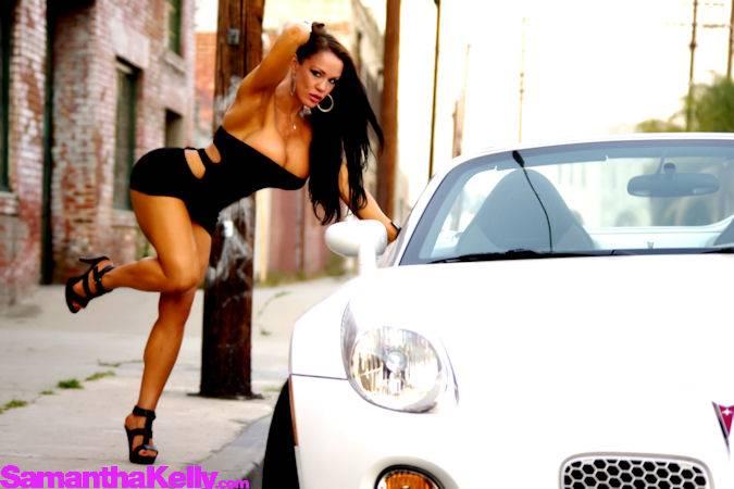 Samantha Kelly topless downtown Los Angeles thumb 3