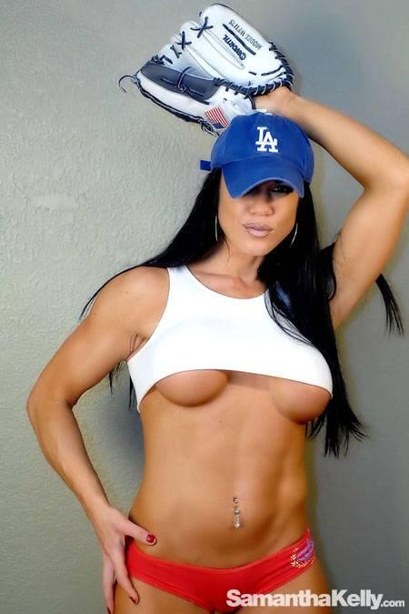 Samantha Kelly Baseball thumb 1