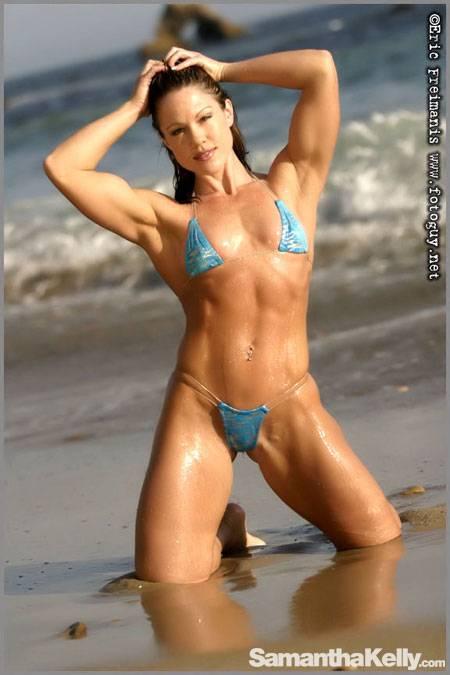 Samantha Kelly Beach Body thumb 2