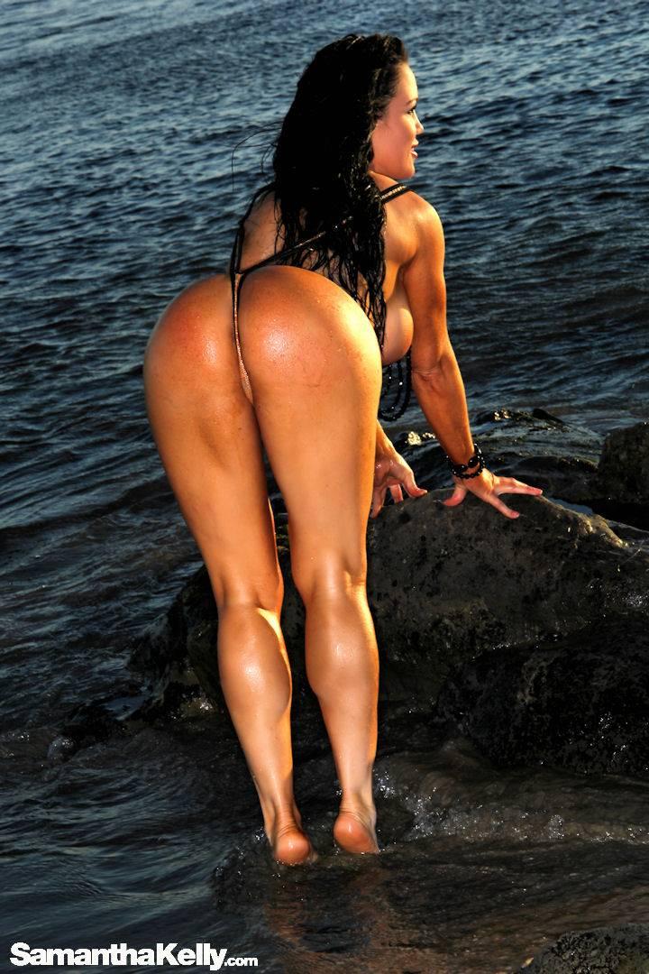 Samantha Kelly Extreme Sling Bikini thumb 1