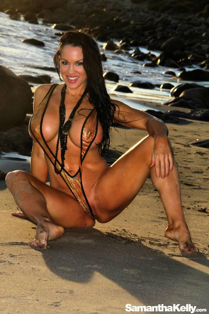 Samantha Kelly Extreme Sling Bikini thumb 3