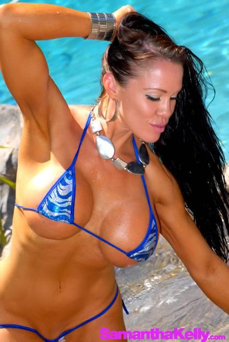 Samantha Kelly Getting Wet In Malibu thumb 3