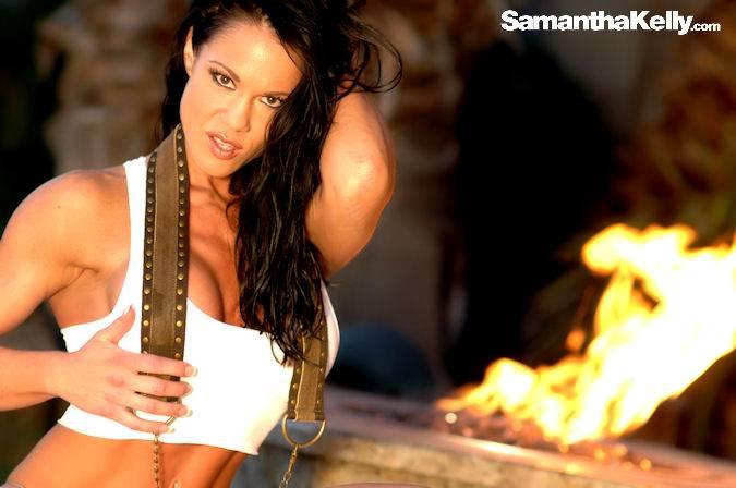 Samantha Kelly Flaming Hot Literally thumb 3