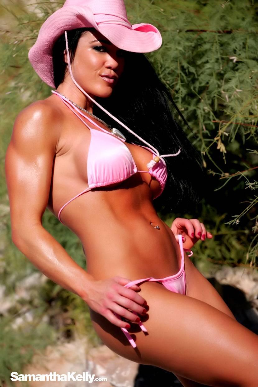 Samantha Kelly Hot Lil Cowgirl thumb 1
