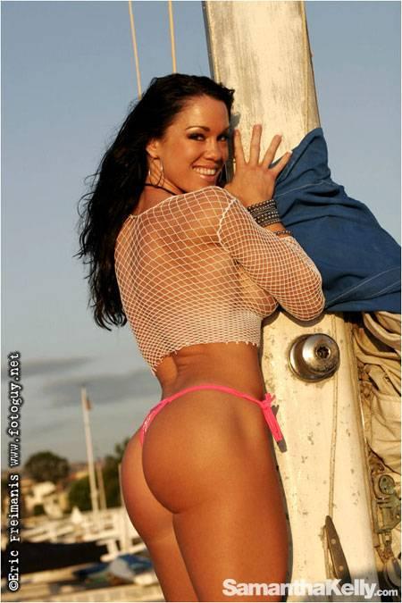 Samantha Kelly Newport beach Babe  thumb 2