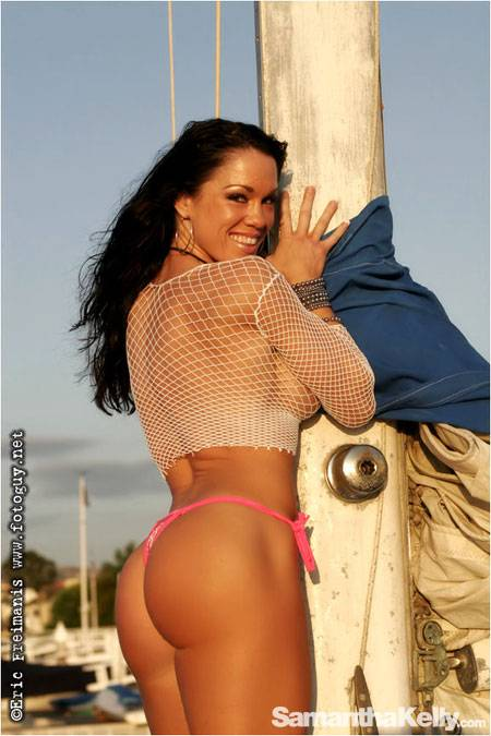 Samantha Kelly Newport beach Babe  thumb 3