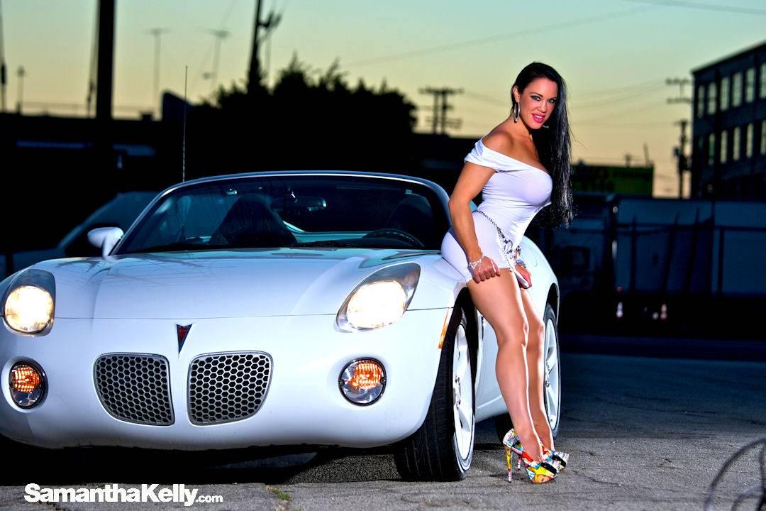 Samantha Kelly Not Wearing Panties thumb 1