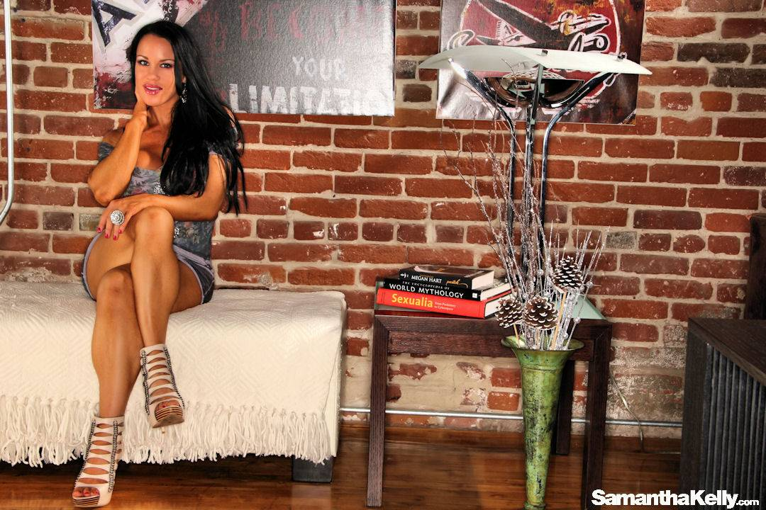 Samantha Kelly Having Fun with My Torso Sex Toy Part 2 thumb 1
