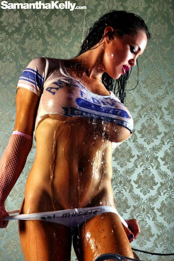 Wet Nude Muscle Hottest Shots Ever-6374