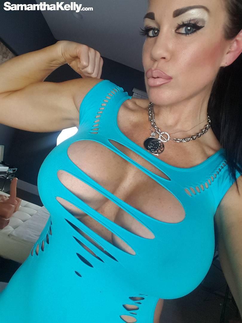 Samantha Kelly Caged Titties set them free thumb 2