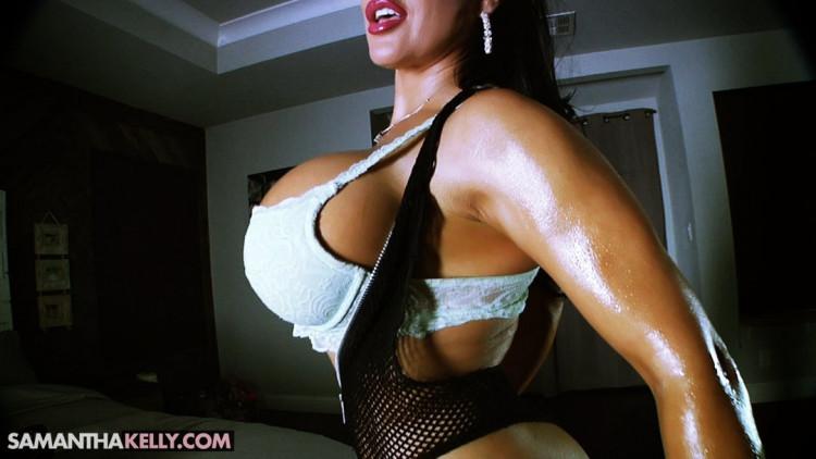 No Bra Fits My Massive Tits Fashion Show