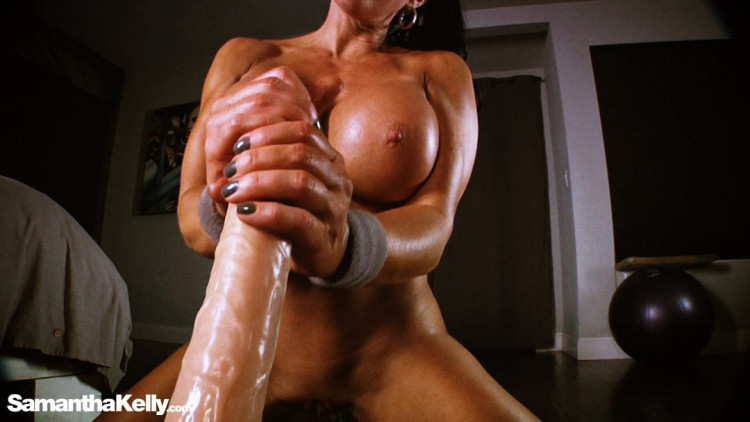 XXX POV Riding You Hard Forwards and Backwards Squirting Dildo