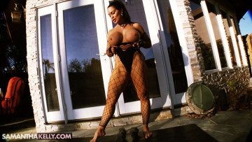 Hottest Outdoor Workout Ever Muscle Goddess Topless